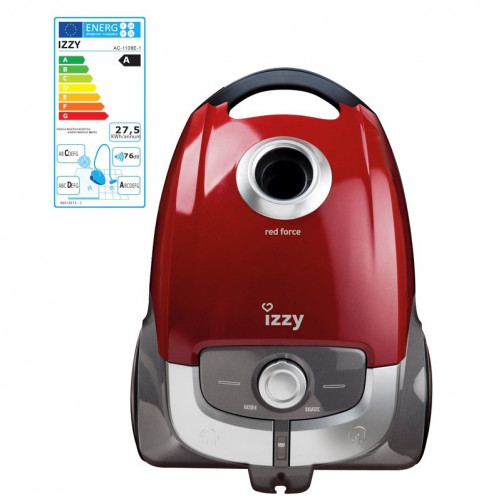 IZZY AC1108 Σκούπες Red