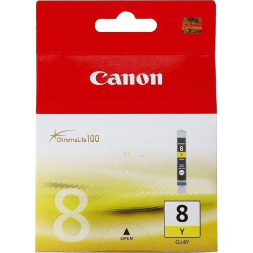 CANON INK -8Y YELLOW IP4200 Αναλωσιμα (0623B001)