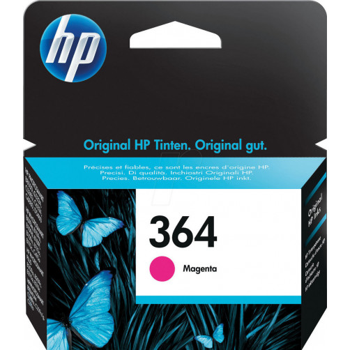HP INK NO 364 MAGENTA CB319EE Αναλωσιμα