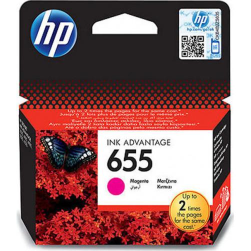 HP NO 655 MAGENTA CZ111AE Αναλωσιμα