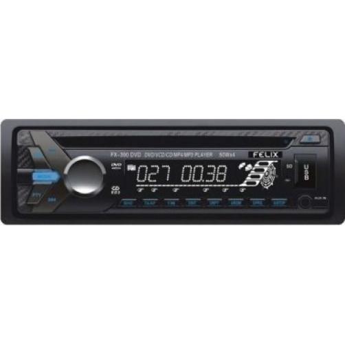 FELIX FX-390 Ραδιο Cd/Mp3/Dvd/Τηλεχειριστήριο