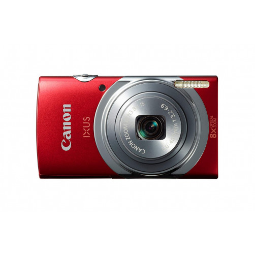 CANON Ixus 150 Compact Camera Red
