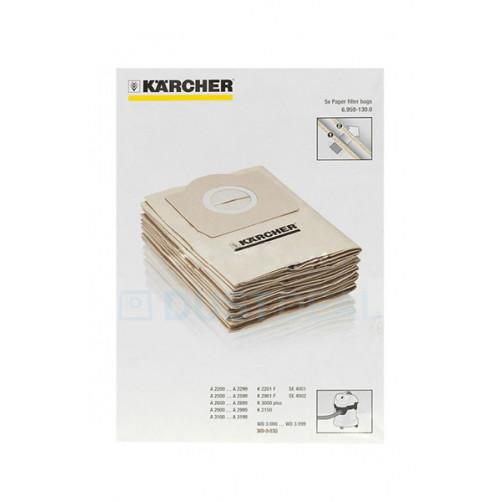 KARCHER K 2201(5τεμ) 6.959-130.0 Σακούλες, αξεσουάρ