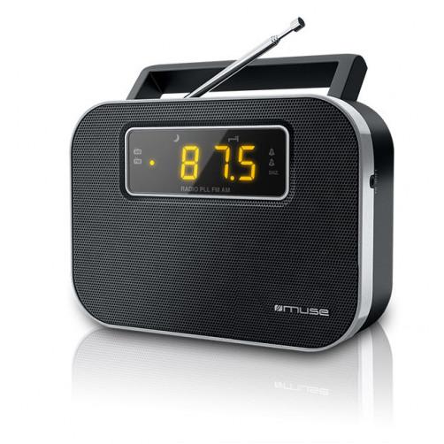 Ραδιόφωνο Ψηφιακό MUSE M-081R  Black