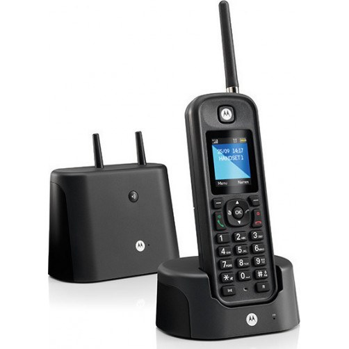 MOTOROLA O201 Αδιάβροχο Ασύρματο Τηλέφωνο μεγάλης εμβέλειας