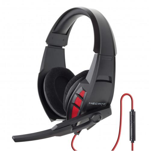 EDIFIER G2 ENGAGE Ακουστικα-Μικροφωνα Black