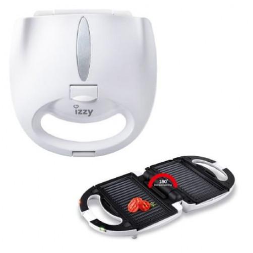 IZZY ZM268 (180-μοίρες) White Τοστιέρα
