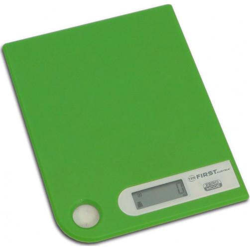 Ψηφιακή Ζυγαριά κουζίνας FIRST AUSTRIA FA-6401-1 Green