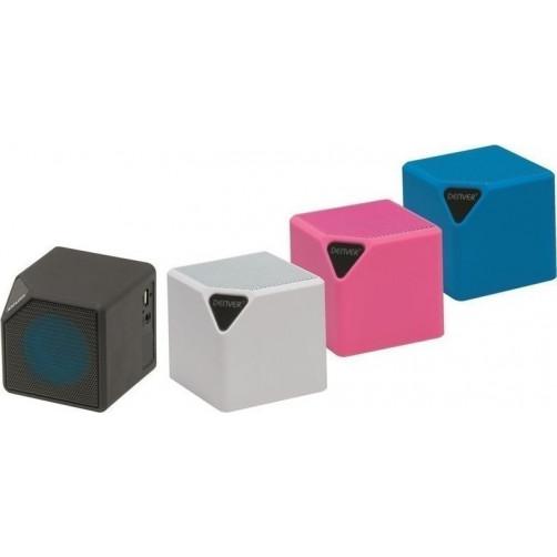 DENVER BTL-31C Bluetooth Ηχεία Pink