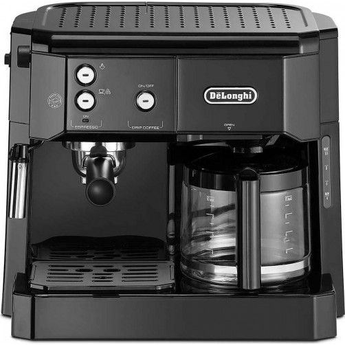 DELONGHI MC INT1 DL BCO411.B BLACK(T) Μηχανές Espresso