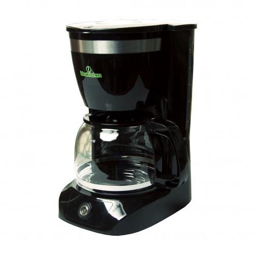 IDEAKITCHEN CM-108 Καφετιέρα φίλτρου/Γαλλικού Black