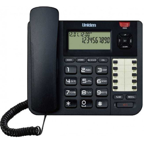 UNIDEN CE-8402 Ενσύρματα Τηλέφωνα