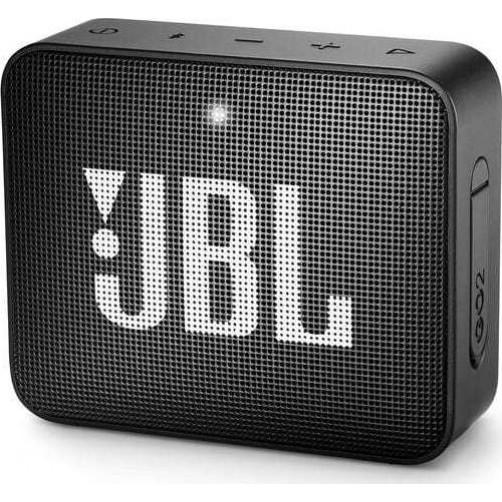 Φορητό Bluetooth Ηχείο JBL GO 2 Midnight Black