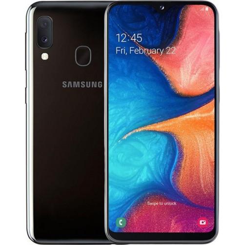 Samsung Galaxy A20e Black DUAL SIM 3GB/32GB Smartphone