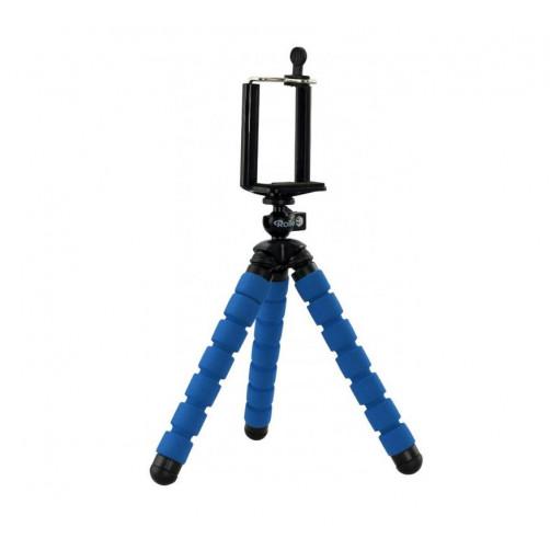 ROLLEI SELFIE MINI TRIPOD (22620) Blue Τρίποδες