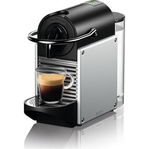 DELONGHI EN 124.S PIXIE Μηχανές Espresso Silver