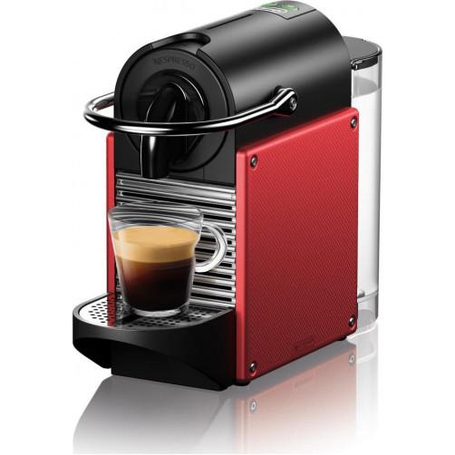DELONGHI EN 124.R PIXIE Μηχανές Espresso Red