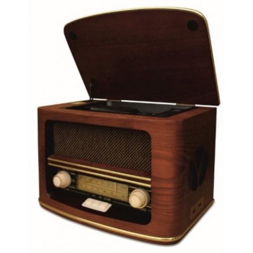 CAMRY CR-1109 RETRO RADIO-CD-MP3-USB Micro-Mini Hifi