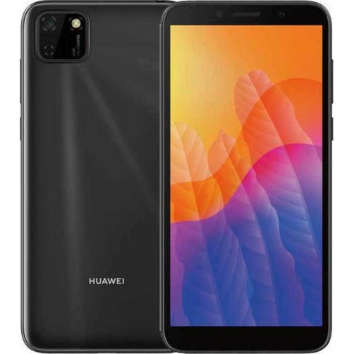 HUAWEI Y5P Smartphone Midnight Black