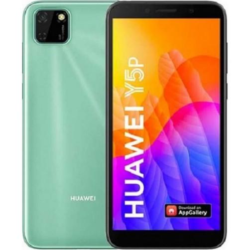 HUAWEI Y5P Smartphones Mint Green