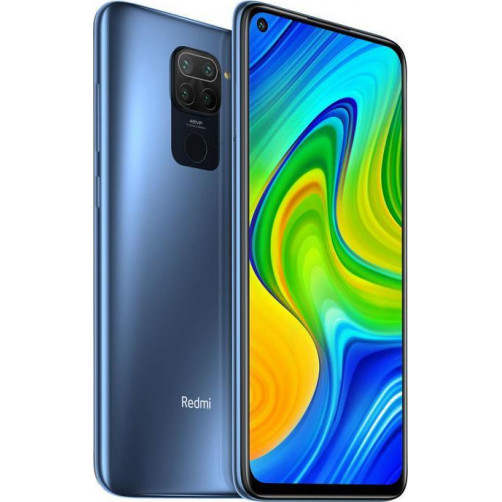 XIAOMI REDMI NOTE 9 128GB Smartphones Grey