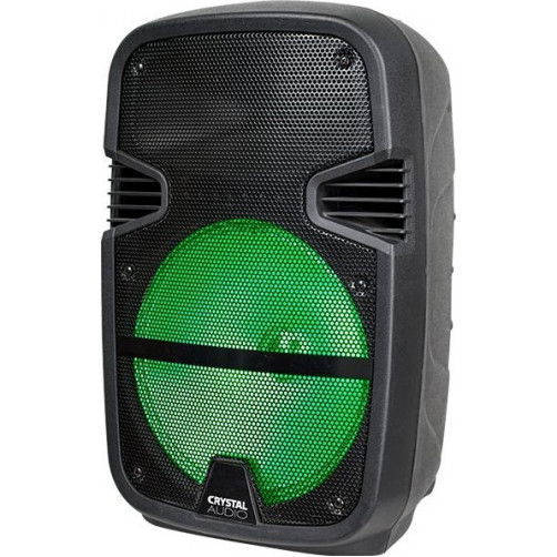 CRYSTAL AUDIO PRT-12 TWS BLUETOOTH Bluetooth Ηχεία