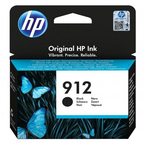 HP HP 912 Black (3YL80AE) Αναλώσιμα
