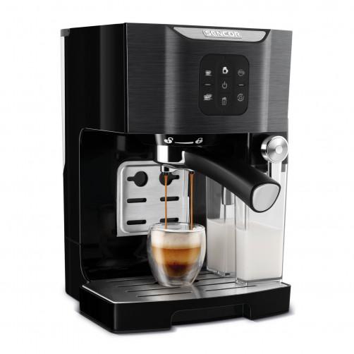 SENCOR SES 4040BK Μηχανή Espresso