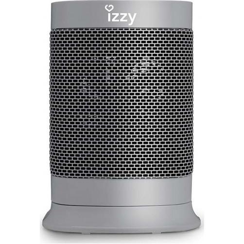 IZZY IZ-9014 (223575) Περιστρεφόμενο Κεραμικό Αερόθερμο