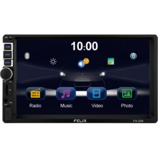 FELIX FX-204 Car Audio Player
