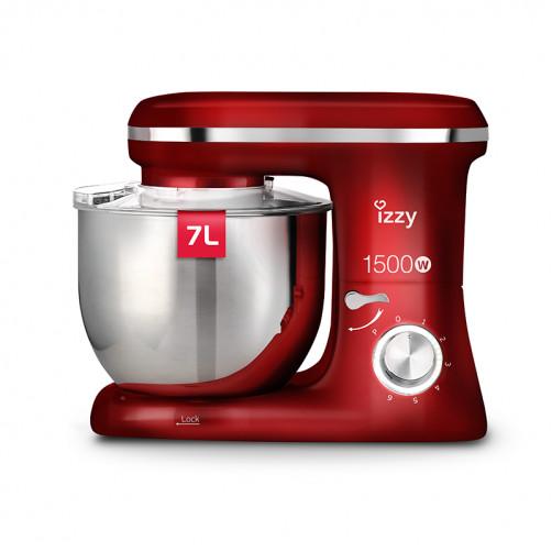 IZZY IZ-1500 (223636) Spicy Red Κουζινομηχανή