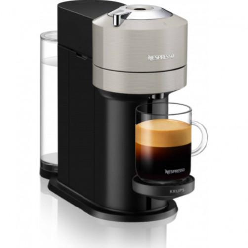 KRUPS XN910BS NESPRESSO VERTUO NEXT Μηχανή Espresso Light Grey