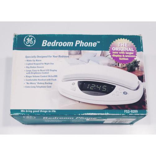 Bedroom Phone FS2-9289 GE ΤΗΛΕΦΩΝΟ ΡΟΛΟΙ
