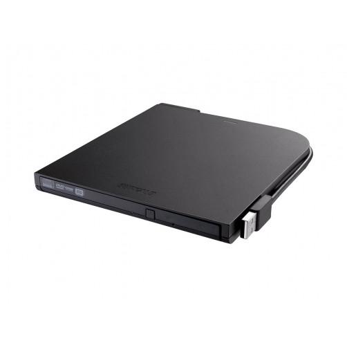 BUFFALO DVSM-PN8U2V Εξωτερικός Οδηγός Εγγραφής/Ανάγνωσης CD/DVD