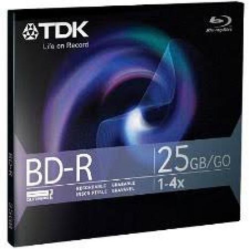ΔΙΣΚ.DVD-RW TDK 4.7 19525 2X4X