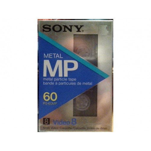 SONY ΚΑΣΣΕΤΑ Ρ5-60 MP3 STANDAD 8ΜΜ