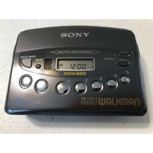 Ραδιοκασετόφωνο SONY WΜ-FX453 WALKMAN