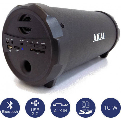 AKAI ABTS-12C Bluetooth Ηχείο