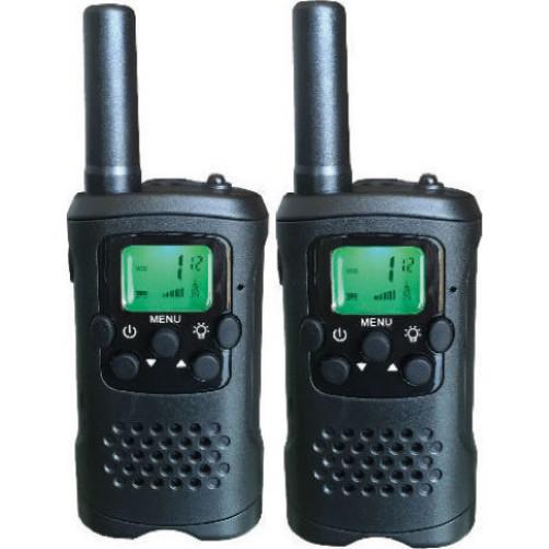 TELCO T48 16.054 Black Walkie-Talkie