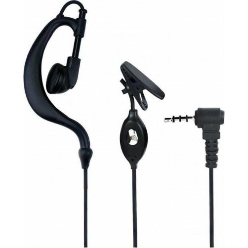 TELCO Ακουστικά για Walkie Talkie μοντέλα T48& T668 (16.052)
