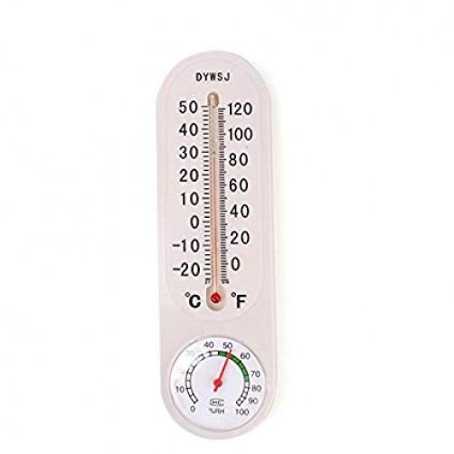 Θερμόμετρο Υγρασιόμετρο πλαστικό (38.003)