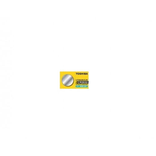 TOSHIBA CR2032 PW BP-5 (T-0152703) Μπαταρία Λυθίου - 1 τεμάχιο