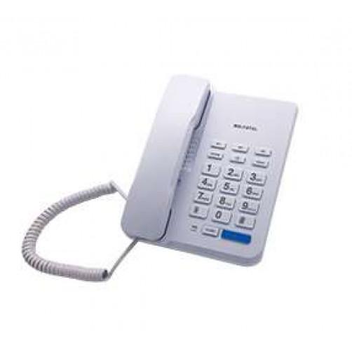 ALFATEL 1310 Ενσύρματο Τηλέφωνο White
