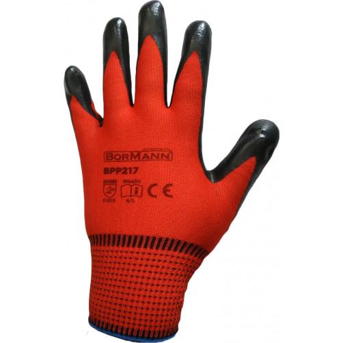 Bormann BPP217 023258 Γάντια Νιτριλίου 9