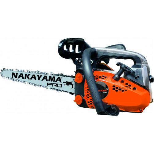 NAKAYAMA PC3530 (030652) 25.4CC Αλυσοπρίονο Κλαδευτικό Βενζίνης