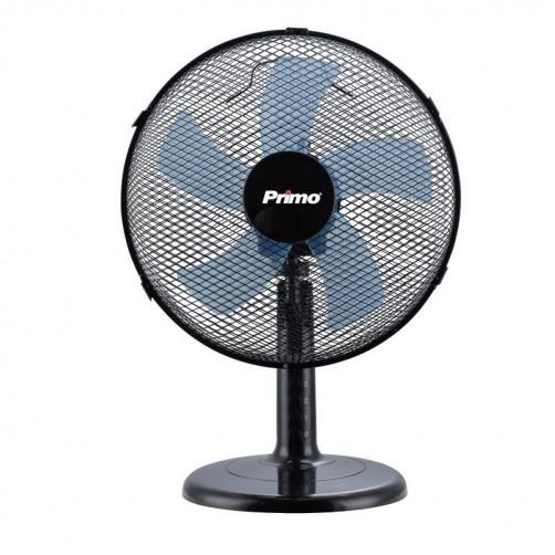 PRIMO PRTF-80508 Επιτραπέζιος Ανεμιστήρας Black