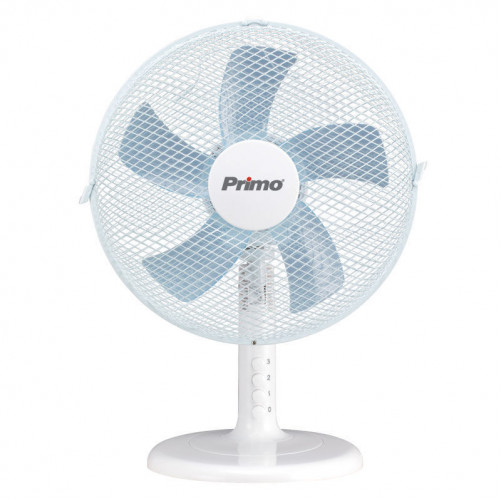 PRIMO PRTF-80509 Επιτραπέζιος Ανεμιστήρας White