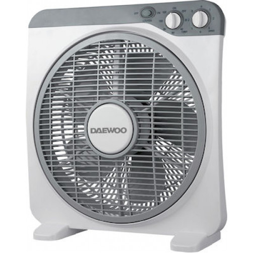 DAEWOO DCOOL 12D 800300 Ανεμιστήρας Boxfan White