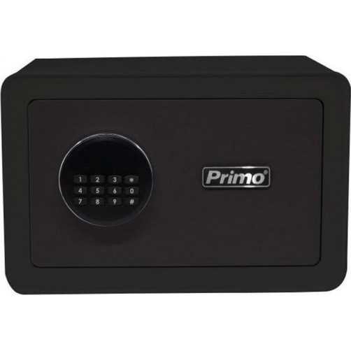 PRIMO PRSB-50030 ΟΘΟΝΗ LCD 20X Ηλεκτρονικό Χρηματοκοιβώτιο